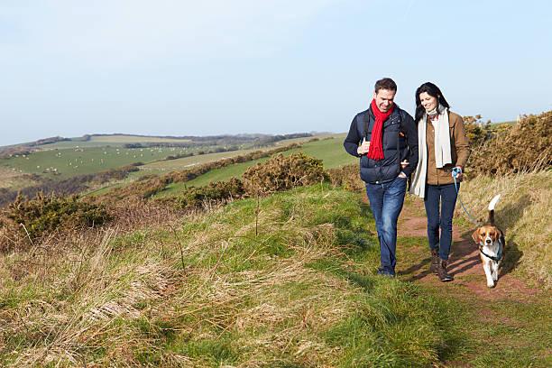 caminata romantica