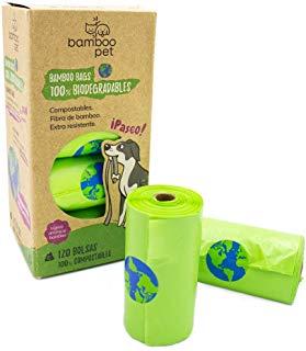 bolsas biodegradables para perros